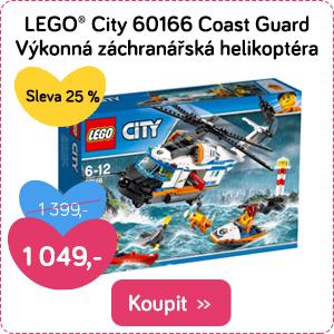 LEGO City Záchranářská helikoptéra