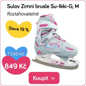 Dětské brusle Sulov Su-lkki-G