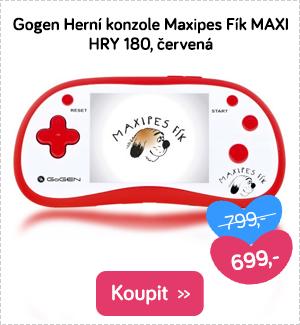 Gogen konzole Maxipes Fík MAXI