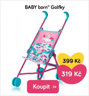 Baby born kočárek