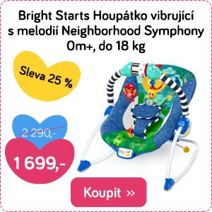 Houpátko Bright Starts