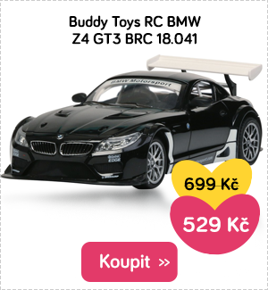 Buddy Toys RC BMW Z4 GT3 BRC