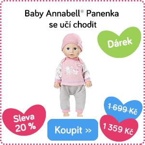 Panenka Baby Annabell
