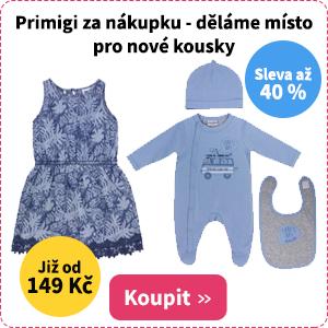 Dětské oblečení Primigi