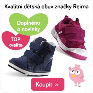 Dětské boty Reima