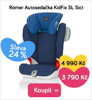 Autosedačka Romer KidFix SL Sict