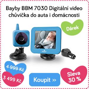 Video chůvička Bayby BBM 7030