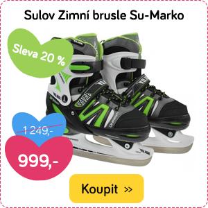 Dětské brusle Sulov Su-Marko