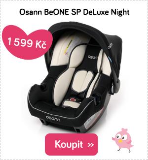 Autosedačka Osann BeOne SP DeLuxe Night