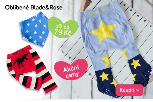 Dětské oblečení Blade&Rose