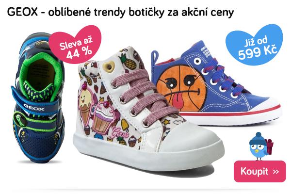Dětské boty Geox