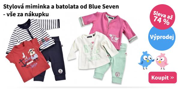Dětské oblečení Blue Seven