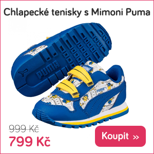 Dětské tenisky Puma Mimoni