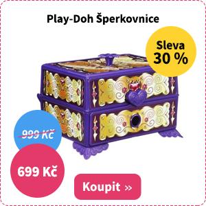 Šperkovnice Play-Doh
