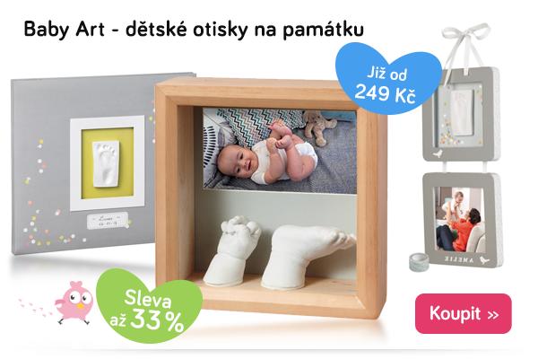 Baby Art dětské otisky