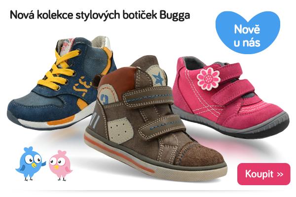 Dětské boty Bugga