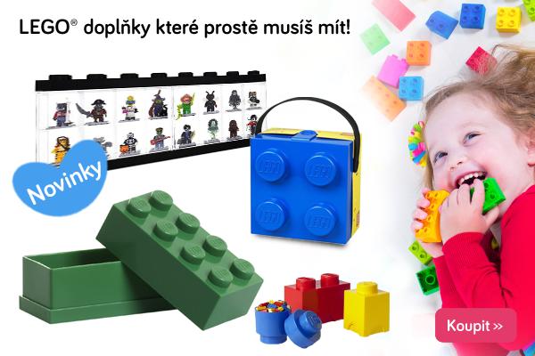 LEGO doplňky