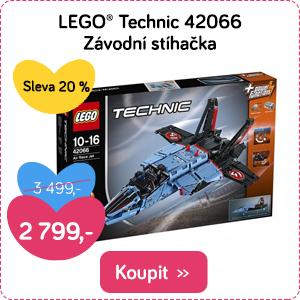 LEGO Technic Závodní stíhačka