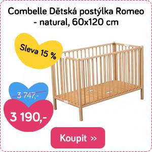Dětská postýlka Combelle Romeo