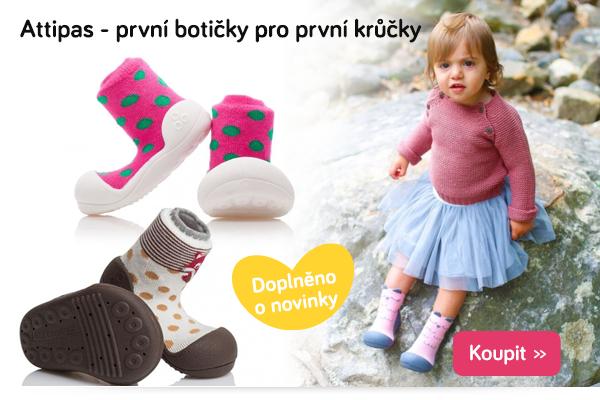 Dětské boty Attipas