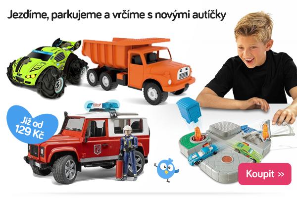 Dětská autíčka