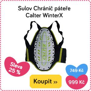 Chránič páteře Sulov Calter WinterX