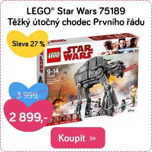 LEGO Star Wars těžký útočný chodec Prvního řádu