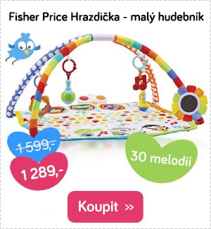 Hrazdička Fisher Price