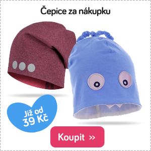 Dětské čepice