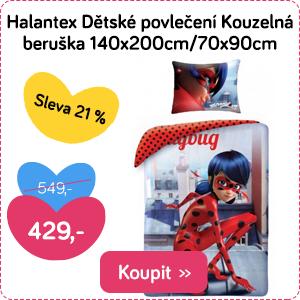 Dětské povlečení Halantex Beruška