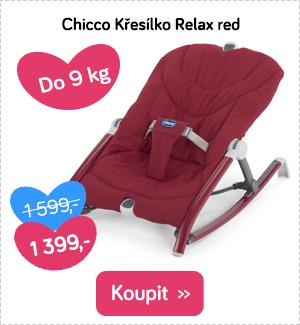 Chicco křesílko Relax