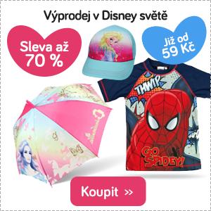 Disney výprodej
