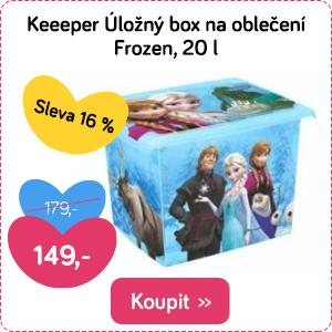Úložný box Keeeper Frozen