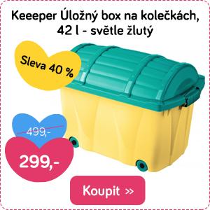 Úložný box Keeeper