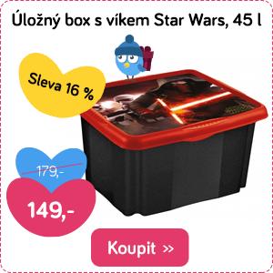 Úložný box Star Wars