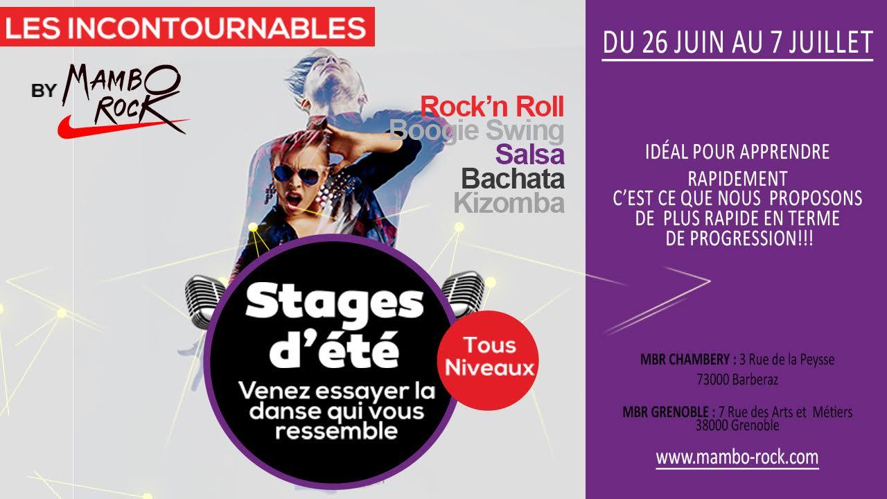 Festival de Stages du samedi 4 février