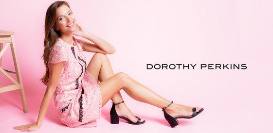 Dorothy Perkins: Obľúbená móda z Británie