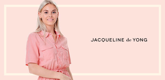 Jacqueline de Yong: Svieža móda z Dánska