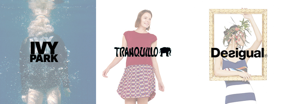 IVY PARK / TRANQUILLO / DESIGUAL